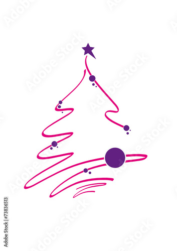 Tannenbaum Pink.Tannenbaum In Pink Stock Image And Royalty Free Vector Files On