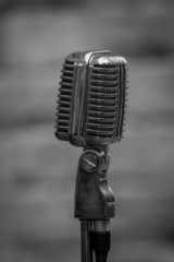 Early microphone 1940s
