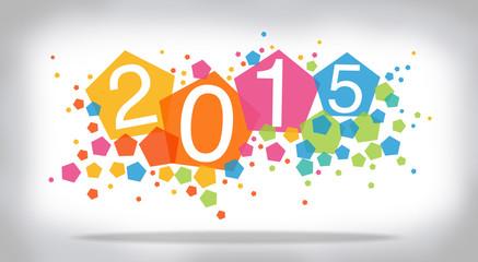 2015-New Year Celebration Design