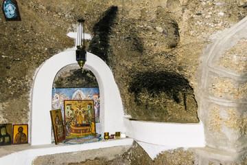 Greek Monastery Religious Pictures