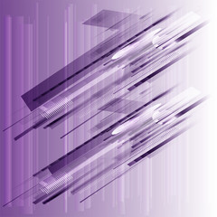 Abstract light purple lines background
