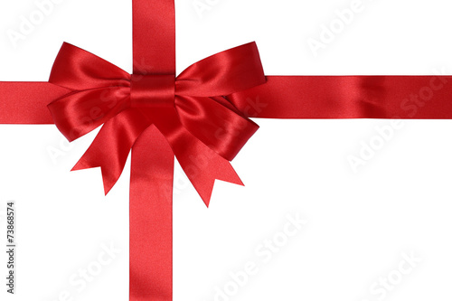 geschenk karte mit schleife f r geschenke an weihnachten oder g. Black Bedroom Furniture Sets. Home Design Ideas