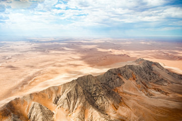 Sossusvlei, deserto della Namibia, Africa