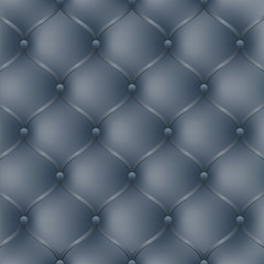Dark gray leather upholstery furniture. textured background