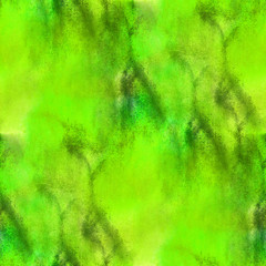 impressionism  artist green, black seamless  watercolor wallpape