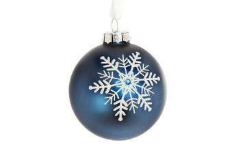 Snowflake bauble
