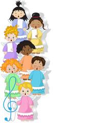 Little Colorful Chorus