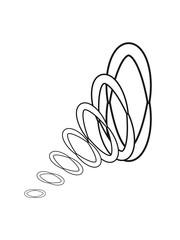 abstrakt design kreuz