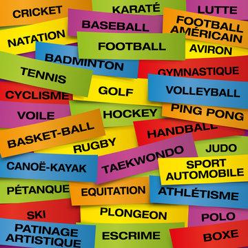 ETIQUETTES Sport