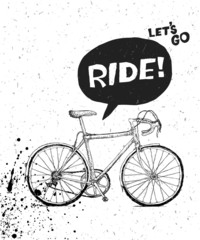 Bicycle Poster Design