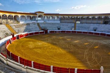 Pozoblanco, Córdoba, España, plaza de toros, torear