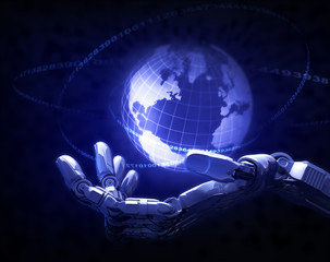 World over hand