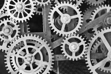 clock internal gears