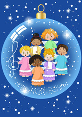Little Chorus in a Crystal Ball