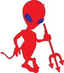 Alien Devil