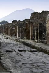 Steppingstone in Pompeii