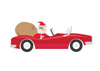 Santa_Ride_Car