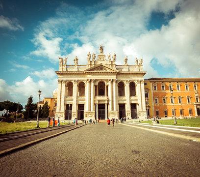 San Giovanni al Laterano Basilica