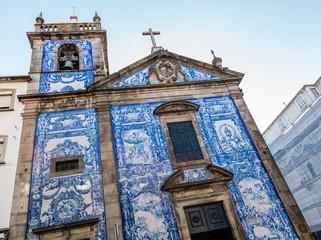 Chapel of Souls, Capela das Almas in Porto, Portugal