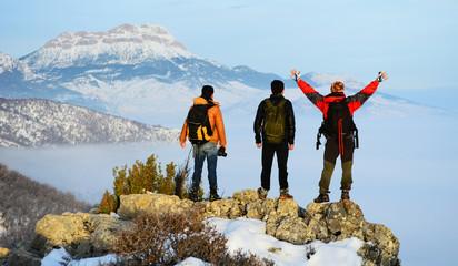 Foto op Aluminium Alpinisme dağcılık etkinlikleri