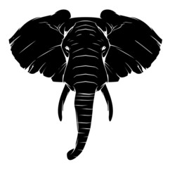 Tattoo Elephant Symbol