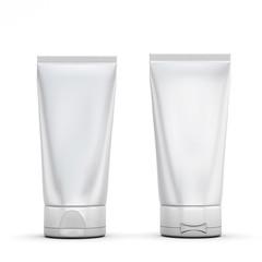 Blank tubes for cream