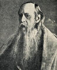 Saltykov-Shchedrin, Russian satirist (N. Yaroshenko, 1886)