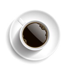 Tasse de café vectorielle 1