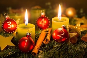 Weihnachten 2.ter Advent Sonntag