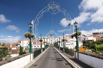 Açores - Sao Miguel - Entrée de Nordeste