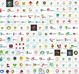 Logo mega collection