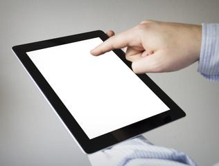 mock-up tablet