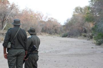 Bush Walk mit Rangern Krüger Nationalpark