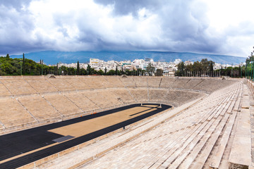 Panathenaic Stadium Athens, Greece
