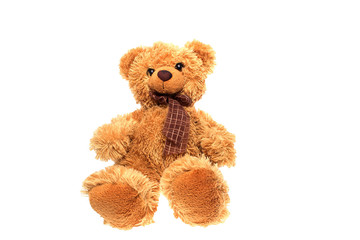 Soft toy brown bear