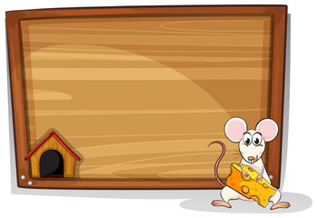 Mouse and board