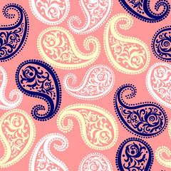Paisley pattern.
