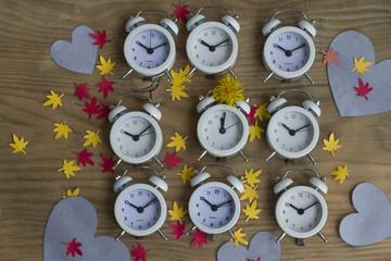 Saatler Bahar ve Aşk