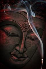 Obraz Budda - fototapety do salonu