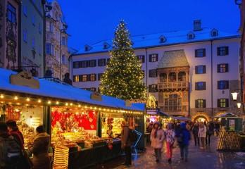Innsbruck Weihnachtsmarkt - Innsbruck christmas market 06