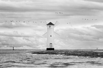 Latarnia morska, Świnoujscie, Polska