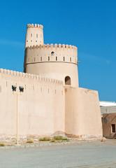 Bilad Sur Fort, Sultanate of Oman, Middle East