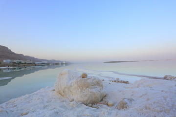 The mysterious of the Dead sea