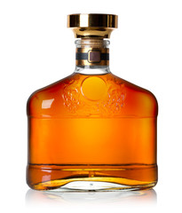 Bottle of cognac