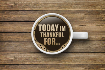 Today I´m Thankful for...