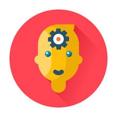 mind head gear icon