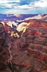 Hochplateau Grand Canyon - Westrand