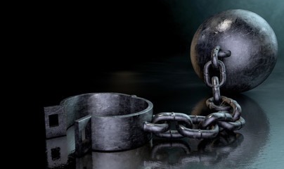 Ball And Chain Dark
