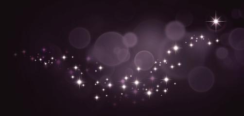 magic night background