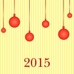 2015 Merry Christmas and Happy New Year Flyers